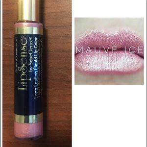 LipSense Sealed New Lipstick in Mauve Ice